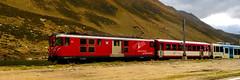 Matterhorn Gothard Bahn - Explore (Miradortigre) Tags: train oberalppass suiza uri graubunden alps alpes montaa paso ferrocarril matterhorn gotthard bahn