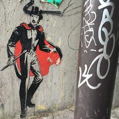 Mandrake (PhilippeFabry) Tags: mandrake streetart streetartist