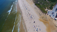 Aerial at LeCount Hollow in Wellfleet, Cape Cod (Chris Seufert) Tags: lecount hollow wellfleet cape cod drone aerial national seashore