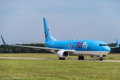 TUIfly D-ADZV (U. Heinze) Tags: aircraft airlines airways haj hannoverlangenhagenairporthaj eddv planespotting nikon d610 nikon28300mm