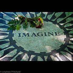 Imagine (widdowquinn) Tags: beatles centralpark flower imagine johnlennon lennon lennonmemorial manhattan newyork newyorkcity peacegarden subject thebeatles usa unitedstates memorial mosaic