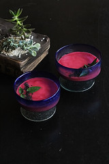 rasperry breakfast bowl (Annabelle Orozco) Tags: cultivarium recipes styling food colors breakfast vegan plants