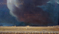 Cabrera, The Virgin of the Apocalypse, 1760 (detail) (profzucker) Tags: miguelcabrera the virgin apocalypse 1760 munal mexicocity painting art mexico newspain baroque cabrera