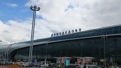 Domodedovo Airport Terminal (Terrazzo) Tags: moscow domodedovo airport terminal