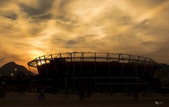 Sunset (dilmar.lima) Tags: rio2016 riodejaneiro parqueolmpico paraolimpada sunset pordosol olympicgames