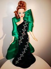 Emerald Embers Barbie Doll 👑 (☆Trickles☆) Tags: barbie embers emerald mackie