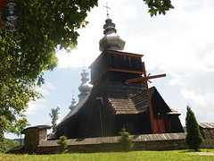 wooden church (wieruszwierusz) Tags: wieruszwierusz woodenchurch uniatchurch polanypoland 1820