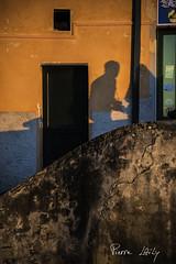 Shadow (Pierre LALY) Tags: cinque terre italia italie italy color orange couleur colour ombre shadow