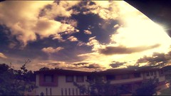 TimeLapse Universidad de La Sabana (Santiago Angarita) Tags: timelapse time lapse sky sun sunset universidad university de la sabana unisabana universidadsabana clock hour clouds air aire afuera naturaleza
