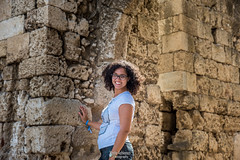 In The Old Town of Rhodes (Moshe Ashkenazi Photography) Tags: nikon d750 dslr tamron 2470 mm f 28 di vc usd sp in the old town rhodes portrait greece