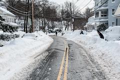 Nemo's Wrath (Nate Stone) Tags: winter snow storm boston ma photography aftermath brighton photographer nemo blizzard nathanstone