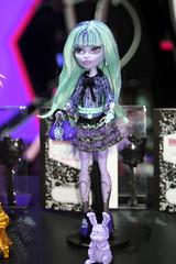 Toy Fair 2013 Mattel Monster High 065 (IdleHandsBlog) Tags: toys dolls spooky horror mattel collectibles monsterhigh toyfair2013