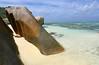 DSC_2578b La Digue, Seychelles: Anse Source d'Argent (wanderlust  traveler) Tags: ocean africa blue sea panorama nature landscape island rocks paradise palmtree tropical seychelles ladigue torquoise