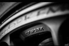 Work Emotion CRkai (visualseven) Tags: wheel work emotion bokeh wheels tire tires works rim rims matte crkai bokehstandard