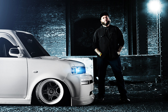 white box scion xb drivenmotive