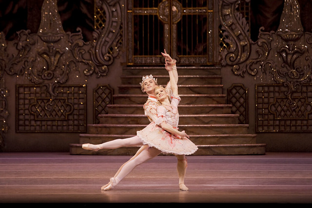 "Melissa Hamilton as The Sugar Plum Fairy and Sergei Polunin as The Prince in Peter Wright's The Nutcracker. The Royal Ballet 2011. <a href=""http://www.roh.org.uk/productions/the-nutcracker-by-peter-wright"" rel=""nofollow"">www.roh.org.uk/productions/the-nutcracker-by-peter-wright</a>"