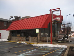 Arby's - State College, PA (cooldude166861) Tags: vintage tile restaurant closed pennsylvania statecollege steer arbys
