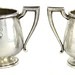 2082. Sterling Silver Sugar & Creamer Set