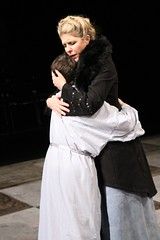 Aaron in Book-It Repertory Theatre's production of Anna Karenina (sgsterne) Tags: seattle wa annakarenina bookitrepertorytheatre emilygroganannakarenina