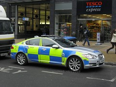 West Midlands Police Jaguar XF BX10 KHY (OPS36) (wicked_obvious) Tags: west police jaguar midlands xf bx10khy ops36