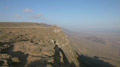 View from the top of Jebel Samhan (John Steedman) Tags: oman  sultanateofoman dhofar    jabalsamhan  jebelsamhan