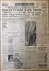 DAILY MAIL (old school paul) Tags: vintage newspaper cover 1945 frontpage dailymail