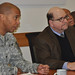 Ambassador Christopher W. Dell visits U.S. Army Africa