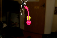 kindskpfe (michael pollak) Tags: friends keys knots keyfob paracord knoten monkeyfist kindskpfe