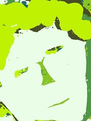2013.02.01 Long Day at Macworld - A Forest in Her Eyes (Julia L. Kay) Tags: sanfrancisco portrait woman art face mobile female digital sketch san francisco artist arte julia kunst kay daily dessin peinture portraiture 365 everyday dibujo artista mda artiste knstler iart ipad isketch mobileart idraw juliakay julialkay iamda mobiledigitalart paintforcatsapp paintforcats paintforcatsapponly