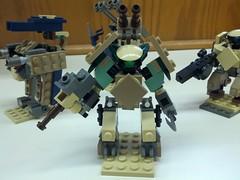 """STX-91 """"Ranger"""" Mk I (Foghammer) Tags: mobile hard suit frame mecha mof0 mfz flickrandroidapp:filter=none"""