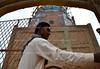 Mazar Sharif, Matiari, Sindh (Ameer Hamza) Tags: pakistan person gate shrine closed dome pakistani sind sindh classy ppa pakistaniat matiari matyari sufishrinesofpakistan