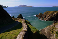 Dunquin Pier (Barbara Walsh Photography) Tags: trip ireland seascape ferry island boat holidays view kerry dunquin blasket dinglepeninsula