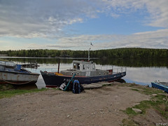 DSC00056 (letnive) Tags: lake nature boat fishing power crane seagull sony here spinning perch longboat elk pike russian karelia grayling nort louhi topozero sofporog dsxwx100