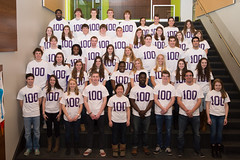 100 days of School (North Shore Country Day School) Tags: march spring v seniors 1213 100days upperschool classof2013 2013 photoofday 2010s artjessen