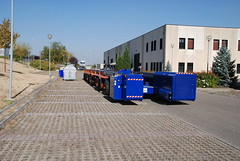 CARRELLO - TRAILERS 300 TONS