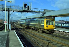 142088 Leeds (RyanTaylor1986) Tags: west train br metro yorkshire north transport leeds rail class east british passenger executive railways 142 regional ilkley pacer leyland provincial noddingdonkey 1421 railbus pte wypte 142088 rrne