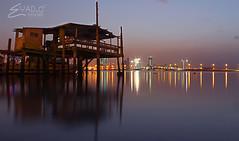إنعكاس على شاطىء المنامه (EYAD AL OWN) Tags: الجفير المنامهالبحرينالرفاع