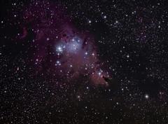 Christmas Tree Cluster and Cone Nebula March 2013 (BudgetAstro) Tags: nikond70 astrophotography astronomy dss dso ed80 ngc2264 conenebula christmastreecluster deepskystacker deepskyobject Astrometrydotnet:status=solved Astrometrydotnet:version=14400 Astrometrydotnet:id=alpha20130318305806
