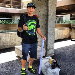 """Good luck to the fam @ianjoshua and all the other fighters that have probably just arrived in Guam for their fights! Get em Hawaiiians!!! #TeamDefend • <a style=""""font-size:0.8em;"""" href=""""http://www.flickr.com/photos/89357024@N05/8535275128/"""" target=""""_blank"""">View on Flickr</a>"""