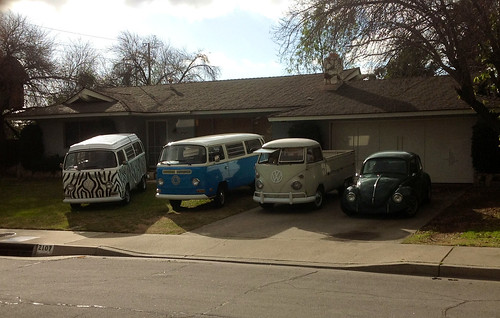 VW family portrait