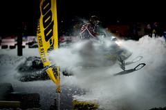 ISOC AMSOIL RAM Trucks Snocross (mwgiesbrecht) Tags: snow sports racing snowmobile poof isoc snocross amsoil