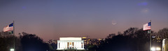 2013 03 12 - 0756-0786a - DC - Comet PANSTARRS (thisisbossi) Tags: usa moon southwest washingtondc dc nw unitedstates northwest wwii panoramas sunsets worldwarii nationalmall lincolnmemorial sw wars moons lunar stitched wwiimemorial abrahamlincoln comets memorials worldwariimemorial secondworldwar worldwartwo panoramics warmemorials worldwartwomemorial crescentmoons panstarrs ward2 c2011l4 cometpanstarrs