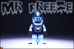 Mr Freeze (Med PhotoBlog) Tags: ice lego mr nora freeze armor batman base armure