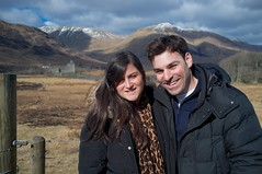 Jessica & Andrew in the Highlands (scottrocher) Tags: travel europe fujifilm x100 travellight fujix100