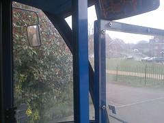 A Driver's Eye View (the insider2013) Tags: bus kent east solo ashford stagecoach optare
