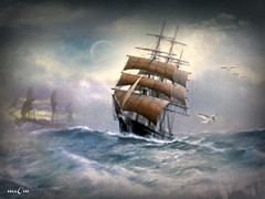 Angry Seas (maom_1 (Off, most of the time)) Tags: artistictreasurechest docbay rememberthatmomentlevel1 rememberthatmomentlevel2 rememberthatmomentlevel3