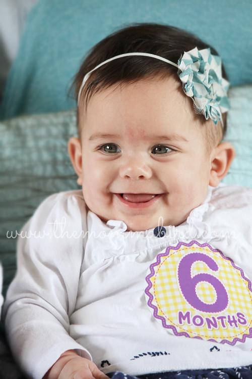 girls 6 months