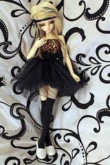 A Leopards Dream (CrescentBunny) Tags: ball asian doll bjd fairyland abjd msd jointed mnf minifee rheia