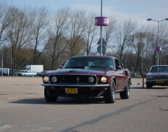 69er Ford Mustang KC 2013 (Willem Vernooy (FoToWillem)) Tags: auto cruise ford car nederland cruisin mustang 69 v8 maxis stang muiden wagen americancar ftw carmeet uscar automobiel fotowillem automeet kingcruise amerikaanseauto automeeting pampusweg autoday kingcruise2013