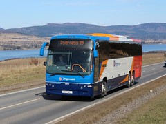 54013 SV07ACX Stagecoach Highlands (busmanscotland) Tags: buses volvo highlands country highland panther stagecoach inverness thurso plaxton x99 b12b 54013 sv07acx